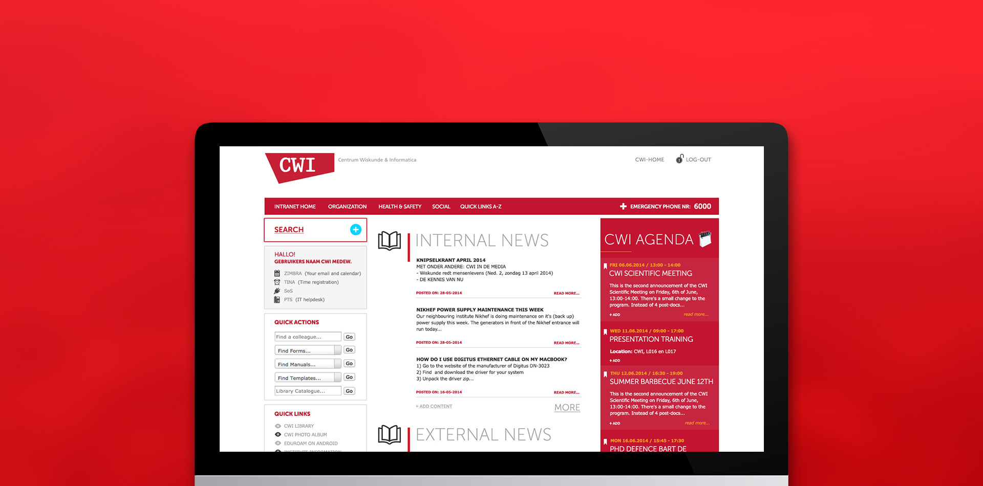 nothingblank-cwi-intranet-ui-design