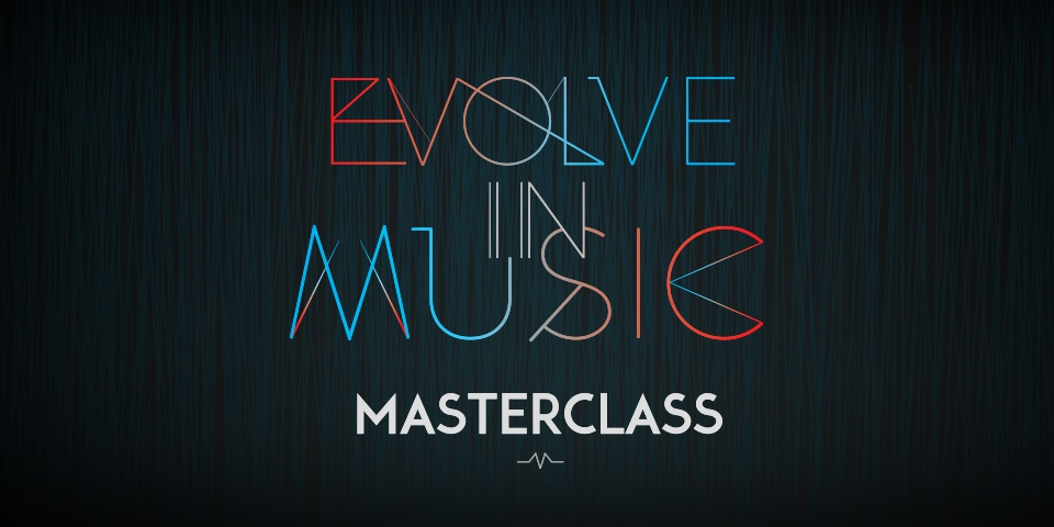 Evolve in Music
